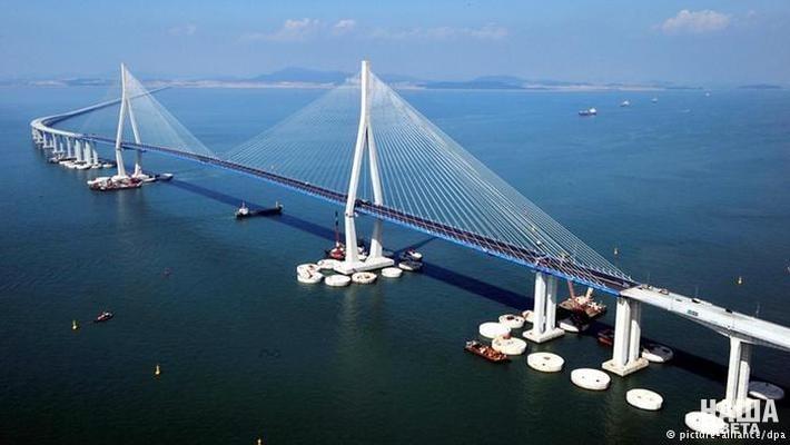 При Путине в России построили больше мостов-гигантов, чем за всё предшествующее время | Awara