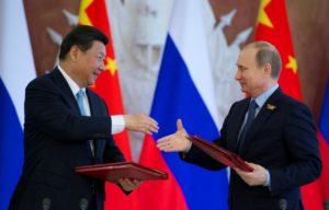 Партнёрство России и Китая