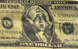 There is all reason to be worried for the dollar.