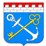 coat of arms Leningrad region