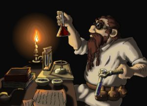 Dr. Krugman reminds me of a verbal alchemist