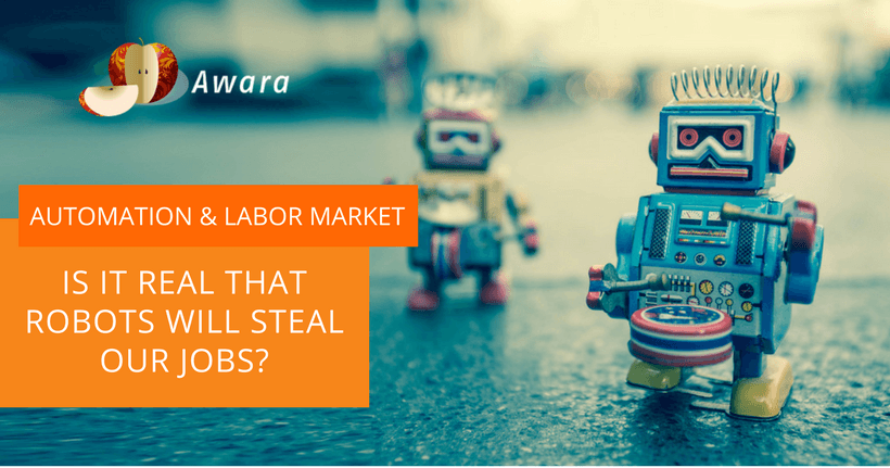 influence of automation on labor market