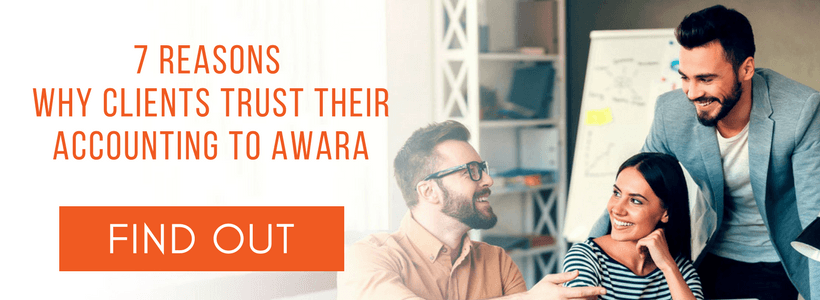 benefits of Awara Accounting company