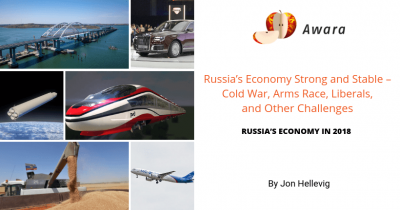 RUSSIA'S ECONOMY IN 2018