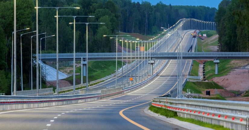 With Putin Russia is Finally Getting Proper Roads – The