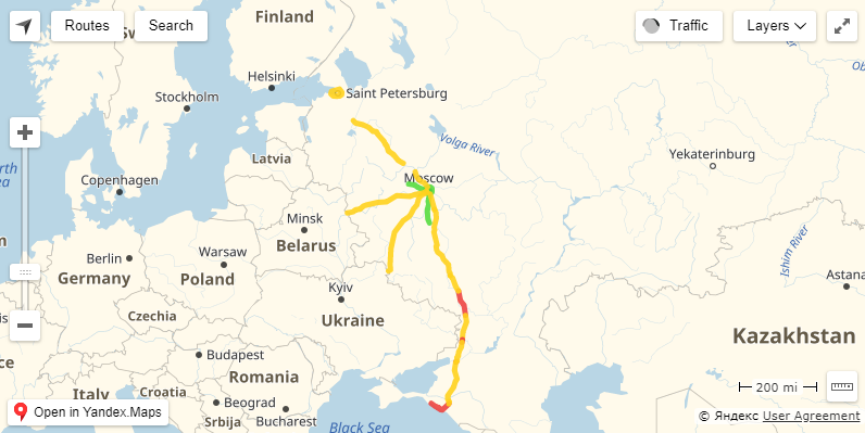 With Putin Russia is Finally Getting Proper Roads – The Progress is ...