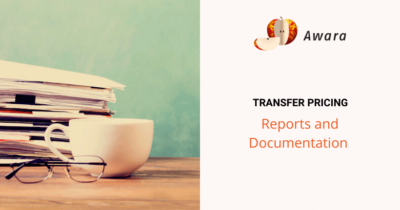 Transfer pricing: reports and documentation on controlled transactions