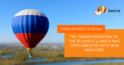 The Government and Business Approve New Steps to Improve Business Climate in Russia
