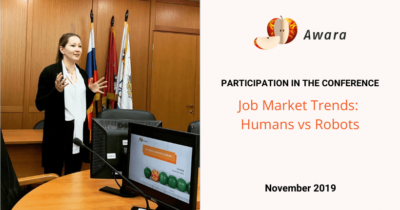 job market trends humans vs robots plekhanov university conference