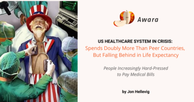US healthcare system is in crisis