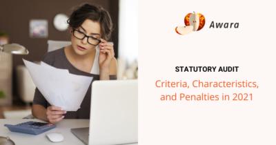 Russian statutory audit criteria 2021