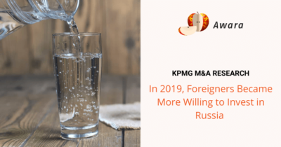 In 2019, Foreigners Became More Willing to Invest in Russia