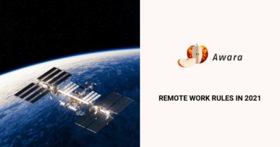 remote work law in Russia