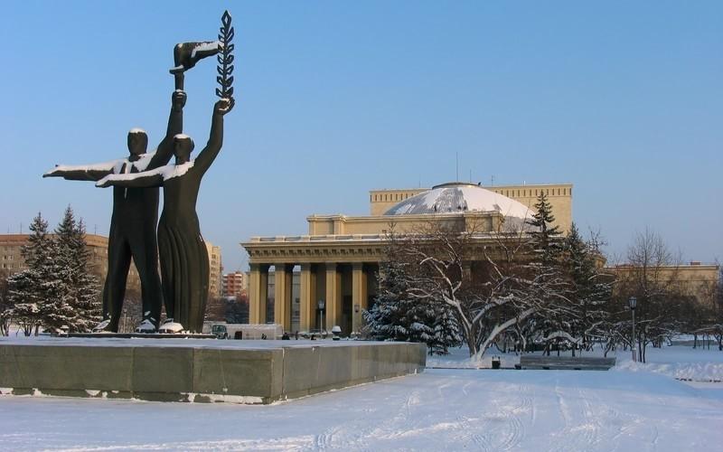 Обзор зарплат Новосибирск