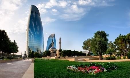 Баку 2014