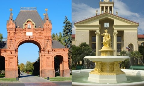 Sochi and Krasnodar 2013