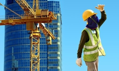 Construction Moscow & Saint Petersburg 2014