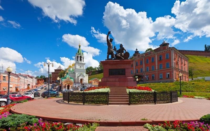 Nizhny Novgorod 2014
