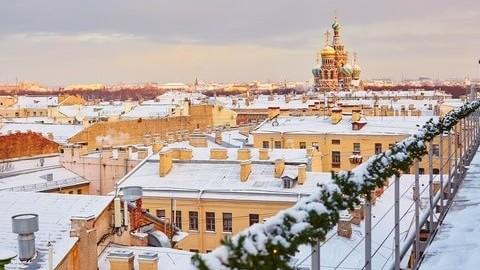 Salaries in Saint Petersburg