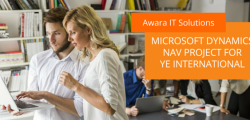 Major distributor of electronic components saves time with Microsoft Dynamics NAV